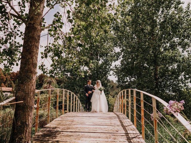 La boda de David y Sara en Serra De Outes, A Coruña 103