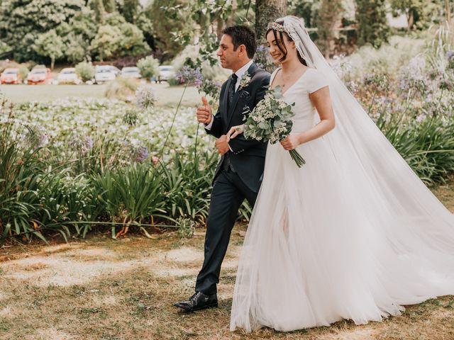 La boda de David y Sara en Serra De Outes, A Coruña 104