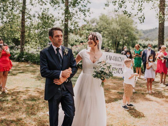 La boda de David y Sara en Serra De Outes, A Coruña 105