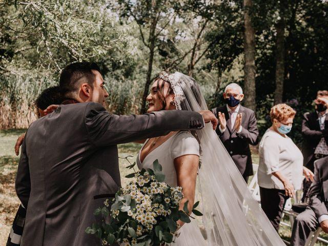 La boda de David y Sara en Serra De Outes, A Coruña 107