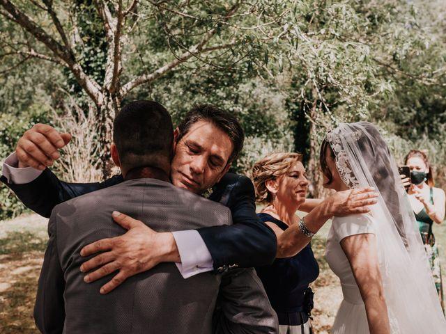 La boda de David y Sara en Serra De Outes, A Coruña 108