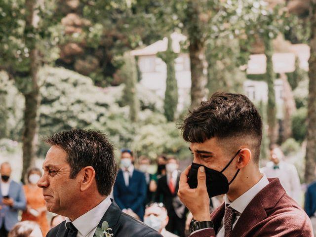 La boda de David y Sara en Serra De Outes, A Coruña 109