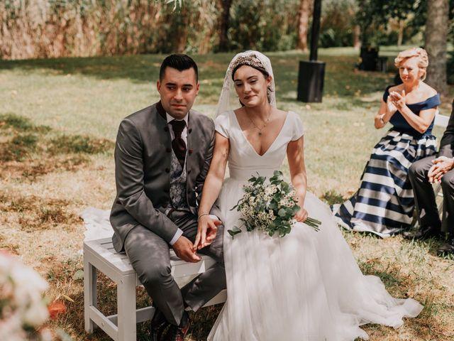 La boda de David y Sara en Serra De Outes, A Coruña 110