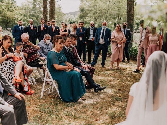 La boda de David y Sara en Serra De Outes, A Coruña 115