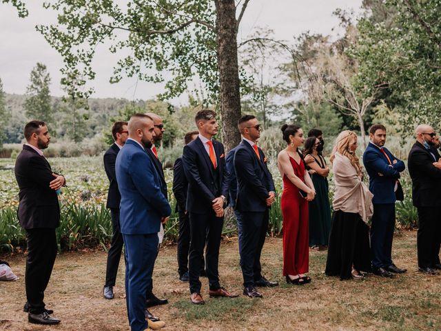 La boda de David y Sara en Serra De Outes, A Coruña 117