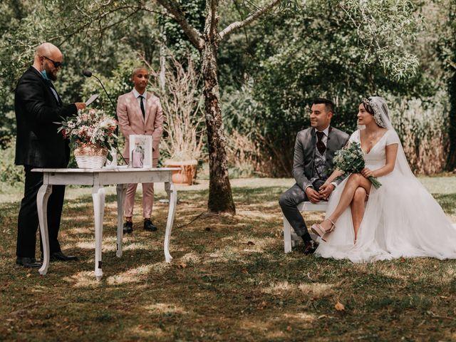 La boda de David y Sara en Serra De Outes, A Coruña 118