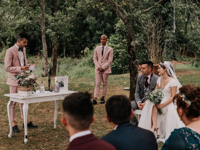 La boda de David y Sara en Serra De Outes, A Coruña 122