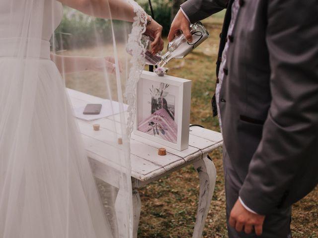 La boda de David y Sara en Serra De Outes, A Coruña 124