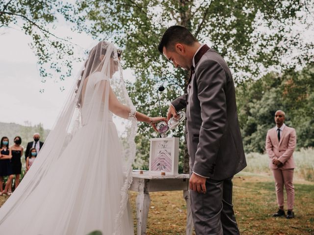 La boda de David y Sara en Serra De Outes, A Coruña 125