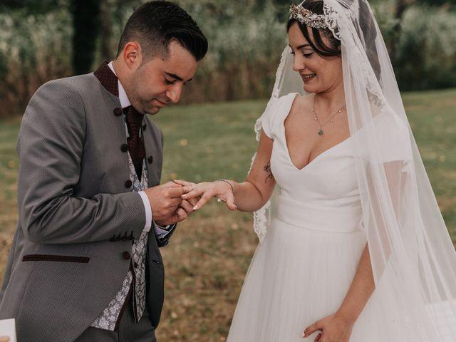 La boda de David y Sara en Serra De Outes, A Coruña 128