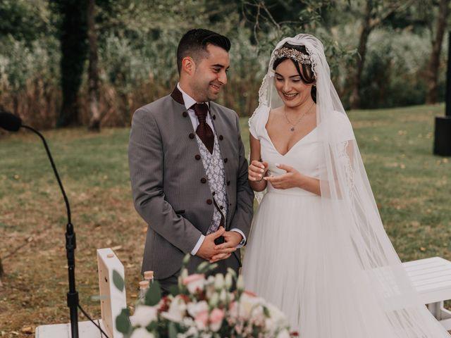 La boda de David y Sara en Serra De Outes, A Coruña 129