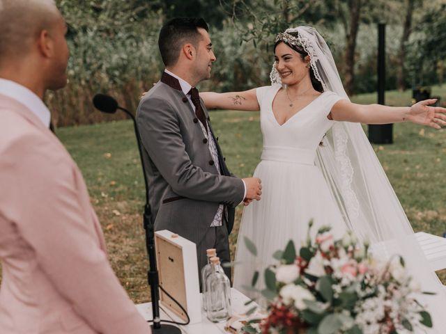 La boda de David y Sara en Serra De Outes, A Coruña 131