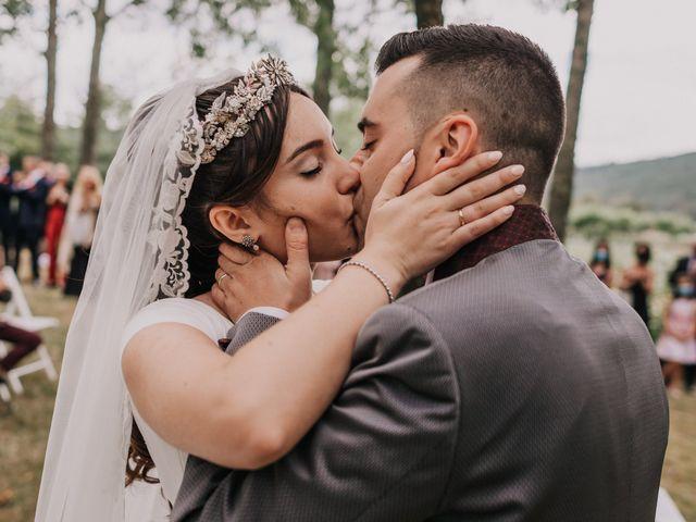 La boda de David y Sara en Serra De Outes, A Coruña 133