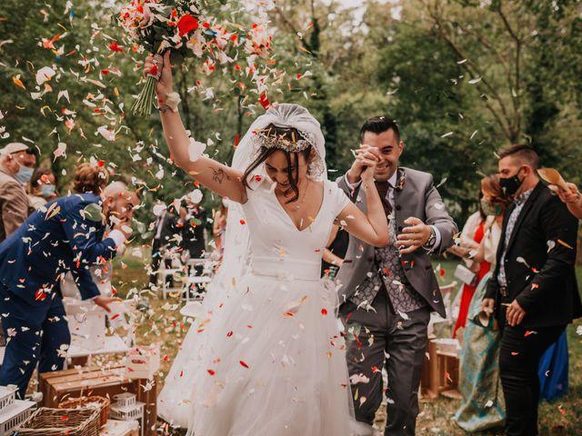 La boda de David y Sara en Serra De Outes, A Coruña 136