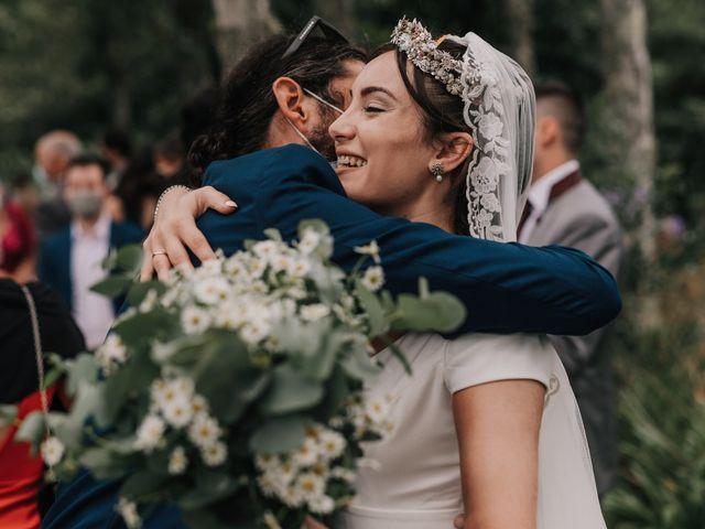 La boda de David y Sara en Serra De Outes, A Coruña 144