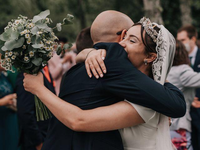 La boda de David y Sara en Serra De Outes, A Coruña 145