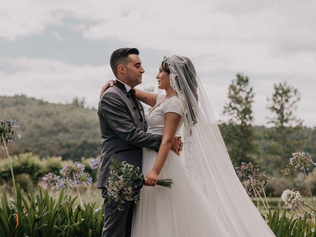 La boda de David y Sara en Serra De Outes, A Coruña 150