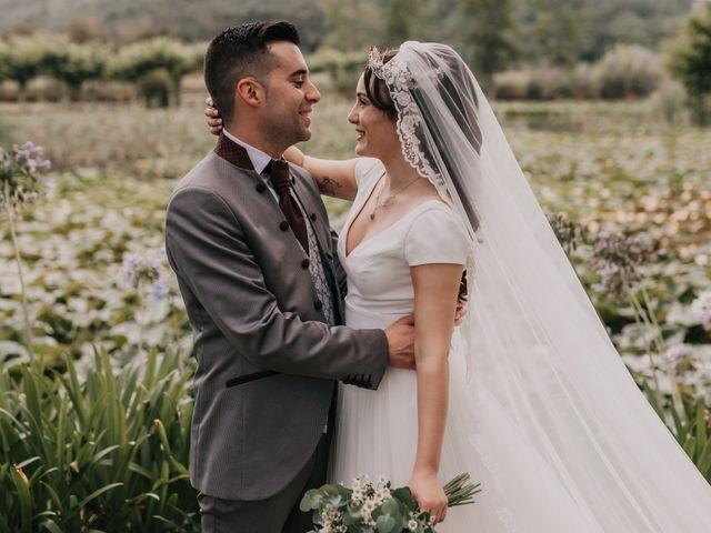 La boda de David y Sara en Serra De Outes, A Coruña 151
