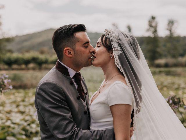 La boda de David y Sara en Serra De Outes, A Coruña 152