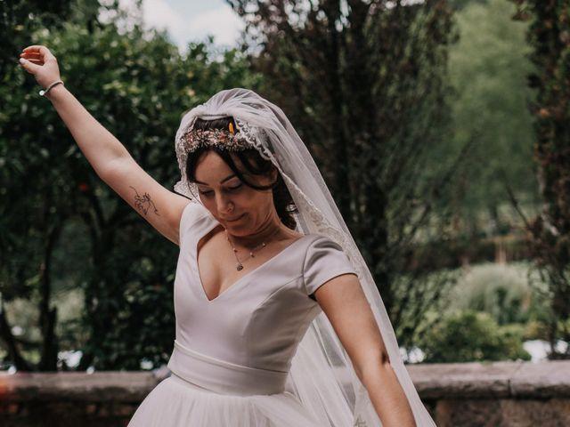 La boda de David y Sara en Serra De Outes, A Coruña 156