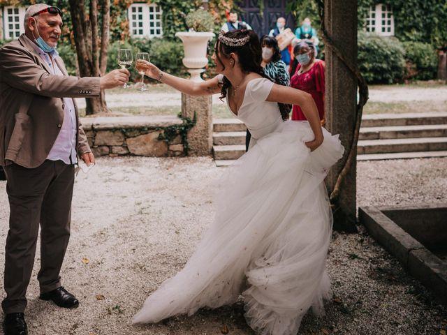 La boda de David y Sara en Serra De Outes, A Coruña 157