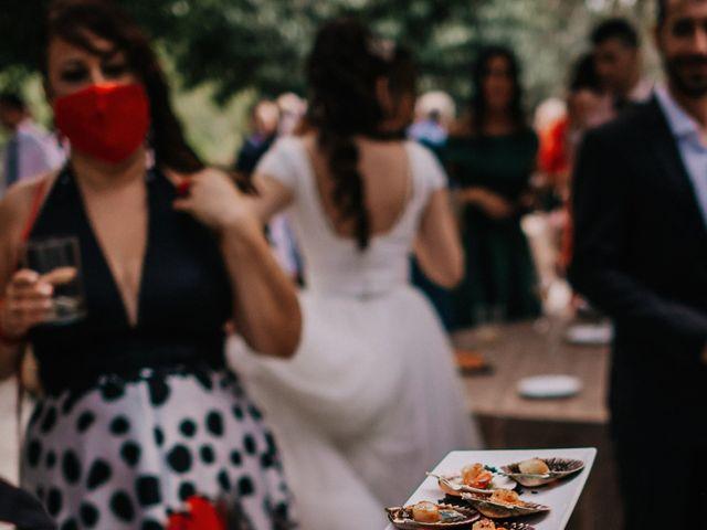 La boda de David y Sara en Serra De Outes, A Coruña 158