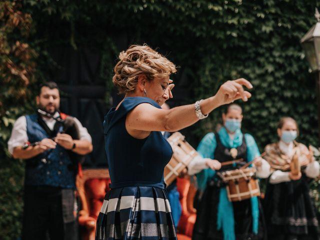 La boda de David y Sara en Serra De Outes, A Coruña 163