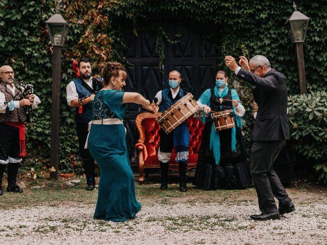 La boda de David y Sara en Serra De Outes, A Coruña 165