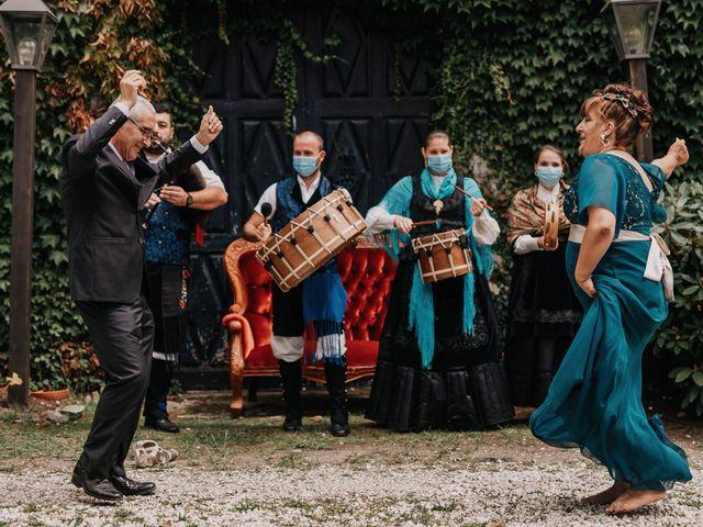 La boda de David y Sara en Serra De Outes, A Coruña 166