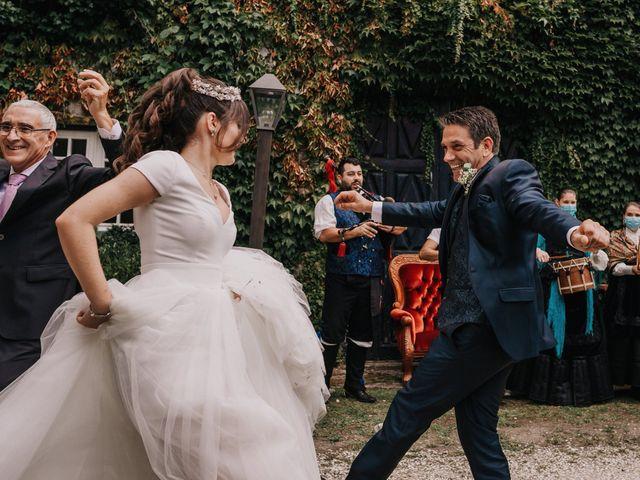 La boda de David y Sara en Serra De Outes, A Coruña 167