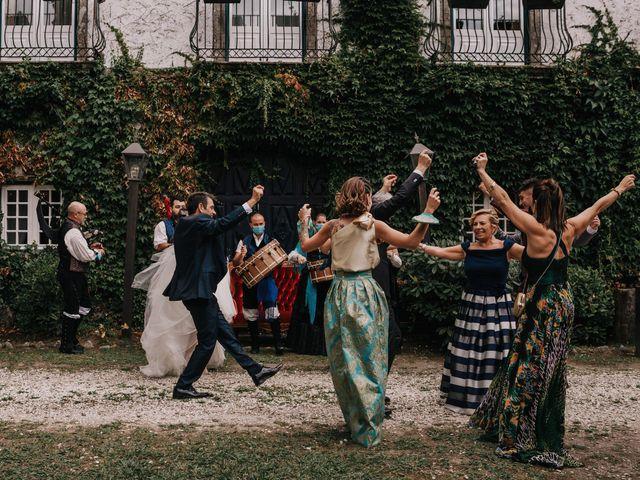 La boda de David y Sara en Serra De Outes, A Coruña 168