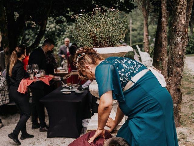La boda de David y Sara en Serra De Outes, A Coruña 169