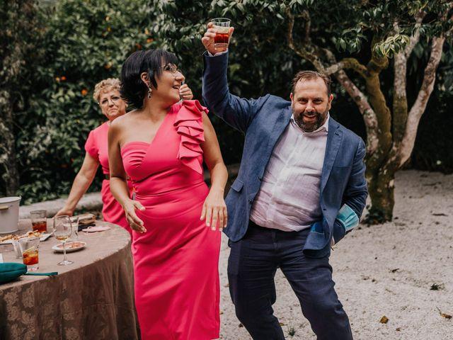 La boda de David y Sara en Serra De Outes, A Coruña 170