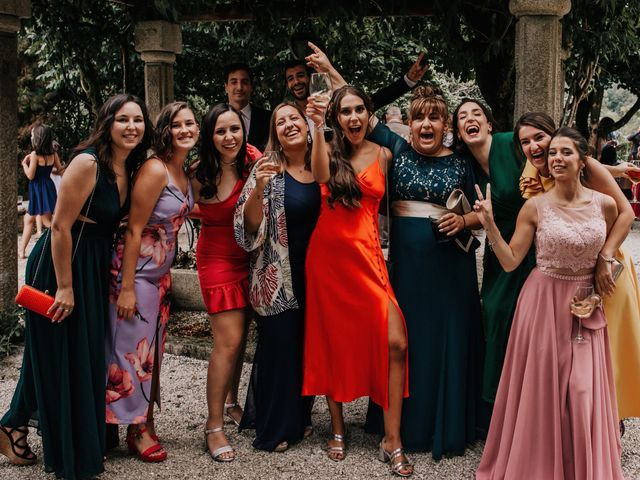 La boda de David y Sara en Serra De Outes, A Coruña 171