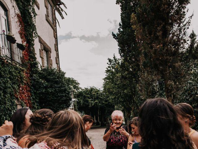 La boda de David y Sara en Serra De Outes, A Coruña 173