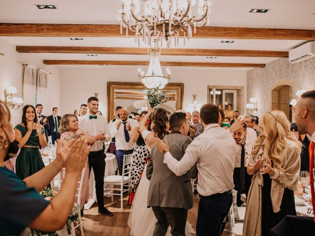 La boda de David y Sara en Serra De Outes, A Coruña 175
