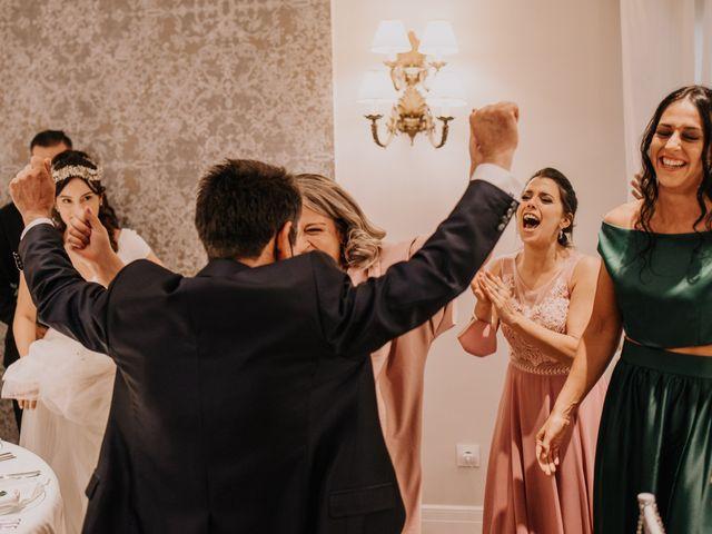 La boda de David y Sara en Serra De Outes, A Coruña 176