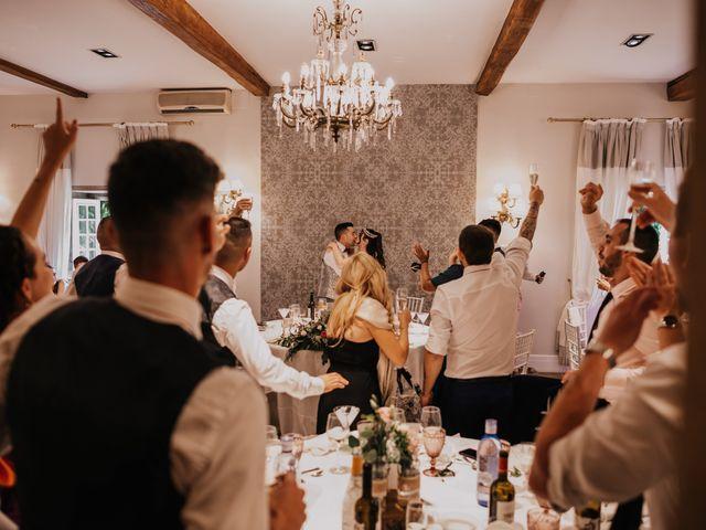La boda de David y Sara en Serra De Outes, A Coruña 178