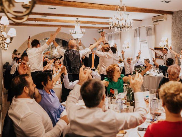 La boda de David y Sara en Serra De Outes, A Coruña 179