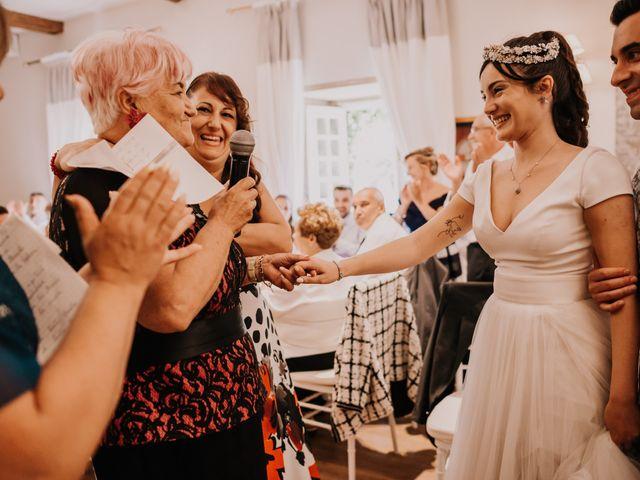 La boda de David y Sara en Serra De Outes, A Coruña 180