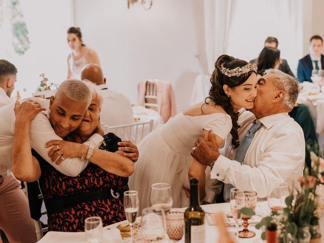 La boda de David y Sara en Serra De Outes, A Coruña 183