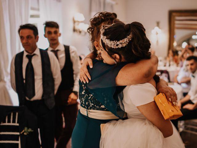 La boda de David y Sara en Serra De Outes, A Coruña 190