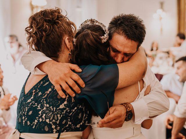 La boda de David y Sara en Serra De Outes, A Coruña 193