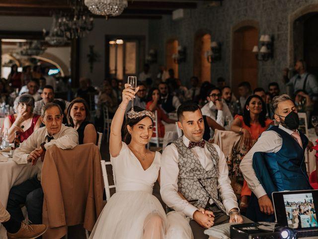 La boda de David y Sara en Serra De Outes, A Coruña 196