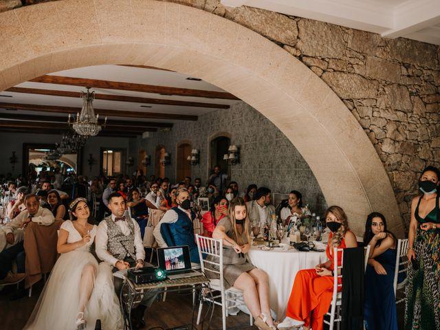 La boda de David y Sara en Serra De Outes, A Coruña 197