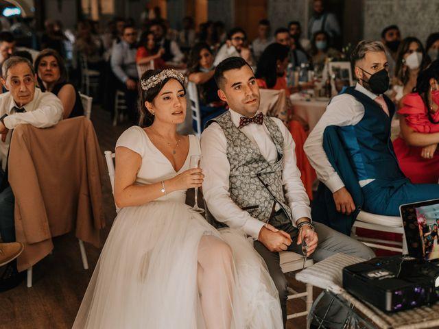 La boda de David y Sara en Serra De Outes, A Coruña 198