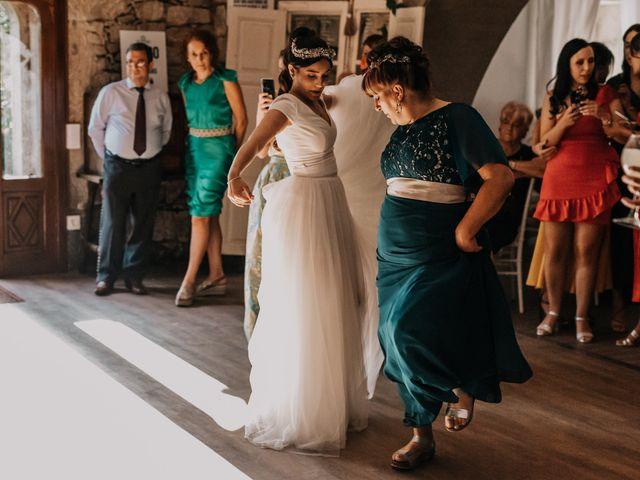 La boda de David y Sara en Serra De Outes, A Coruña 201