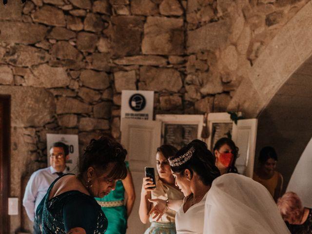La boda de David y Sara en Serra De Outes, A Coruña 202