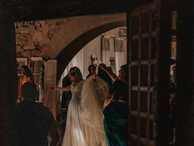 La boda de David y Sara en Serra De Outes, A Coruña 205