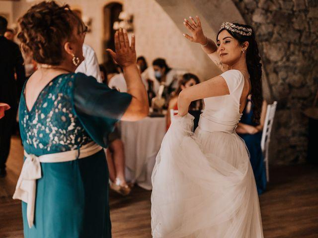 La boda de David y Sara en Serra De Outes, A Coruña 211